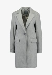 Dorothy Perkins Tall - MINIMAL LINED - Krátký kabát - light grey - 4