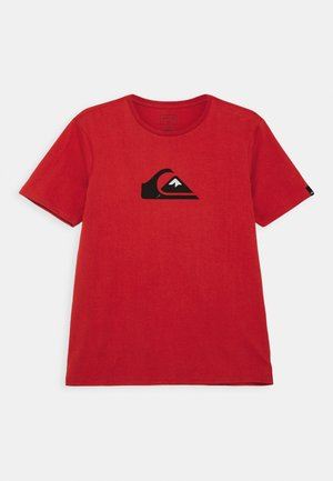 LOGO  - T-shirt con stampa - american red