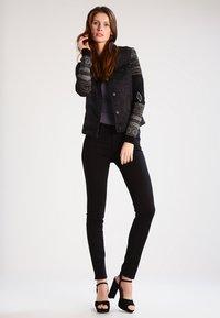 Mavi - ADRIANA - Jeans Skinny Fit - black - 1