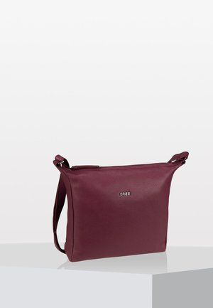 NOLA  - Across body bag - red
