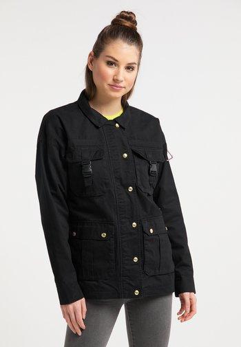 UTILITY  - Light jacket - schwarz