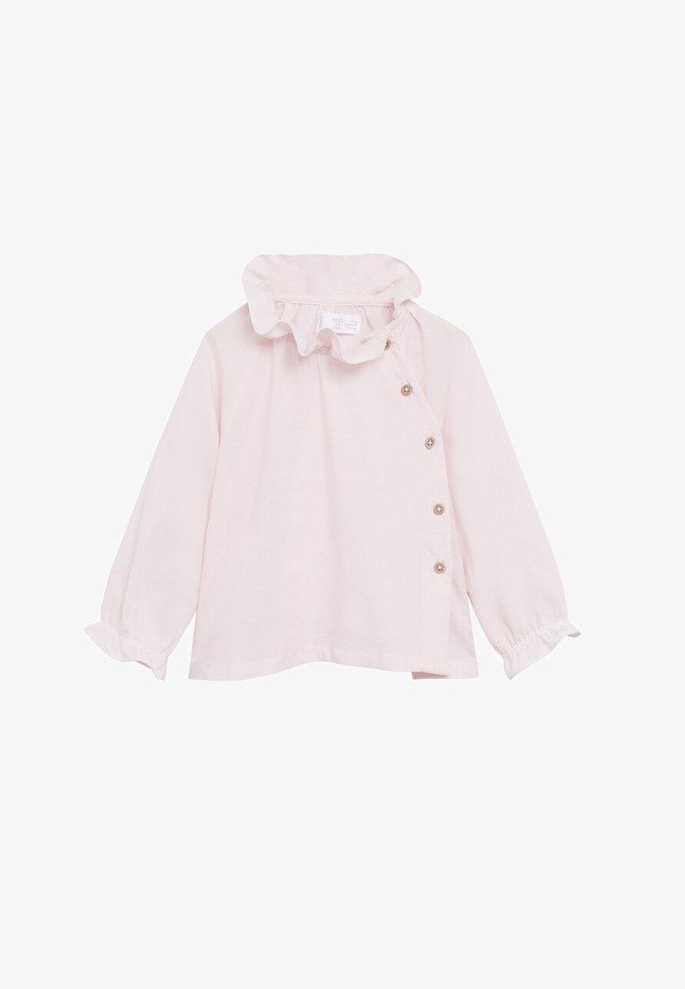 Mango - TOPO - Blouse - roze