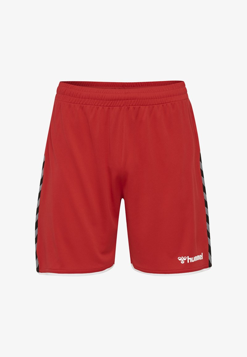 Hummel - Sports shorts - red
