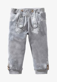 Stockerpoint - ASHLEY - Trousers - grey - 5