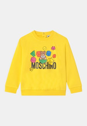 UNISEX - Sweatshirt - cyber yellow