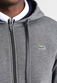 Lacoste Sport - Zip-up hoodie - pitch/navy blue - 3