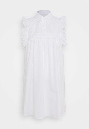 CASUAL - Korte jurk - white