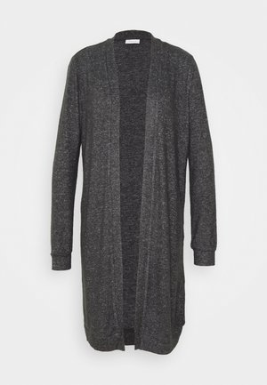 VIRULI KNIT CARDIGAN - Strikjakke /Cardigans - dark grey melange