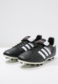 adidas Performance - COPA MUNDIAL - Moulded stud football boots - zwart/wit - 2