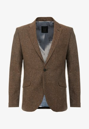 ELVINGTON - Blazer jacket - brown