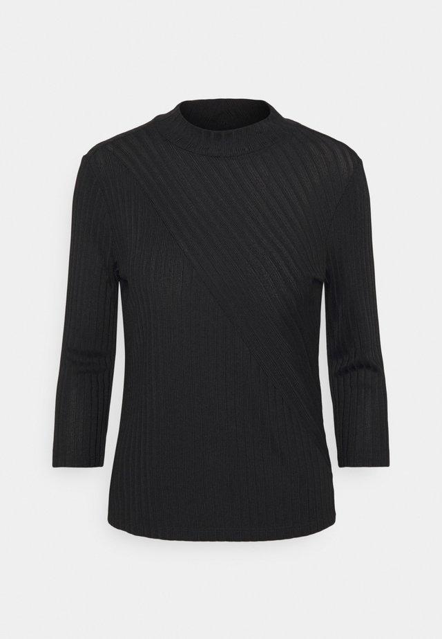 KOLLY - Sweter - black