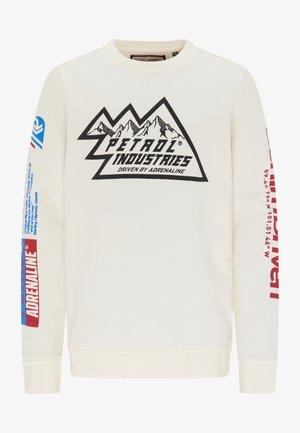 Sweatshirt - antique white