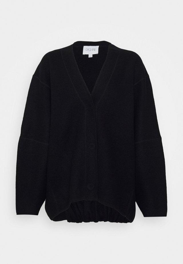 BEA LONG - Leichte Jacke - black