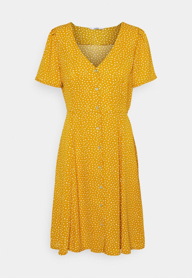 ONLY - ONLSONJA LIFE DRESS - Robe chemise - chai tea/macadamia