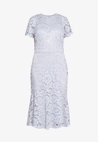 Lauren Ralph Lauren - KAMI DRESS - Vapaa-ajan mekko - toile blue - 5