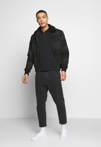 Napapijri - EZY - Polo shirt - black - 1