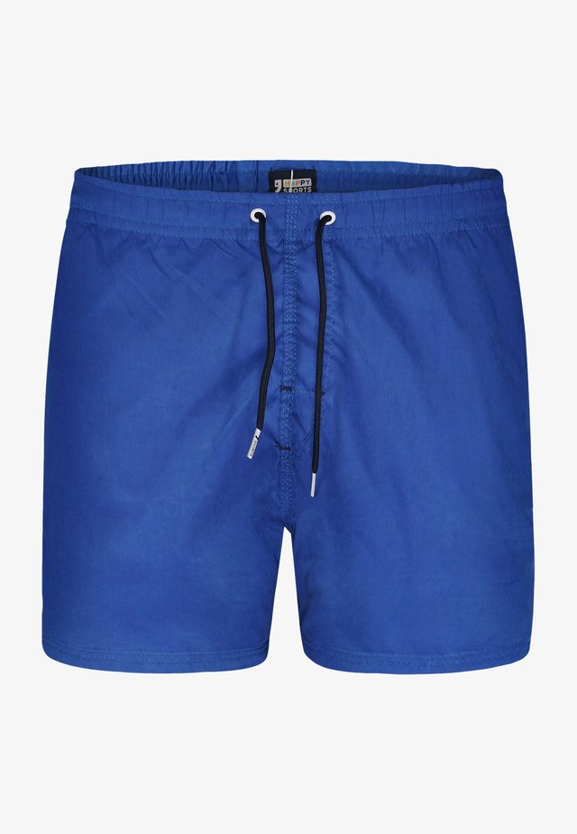 Swimming shorts - mid blue