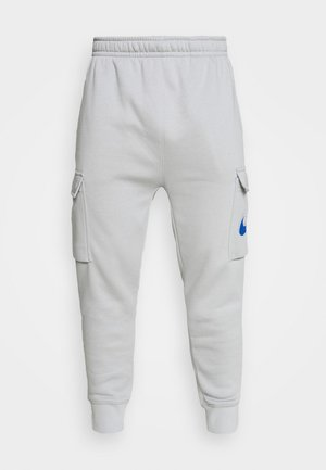 Tracksuit bottoms - light smoke grey