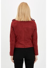 DeFacto - Light jacket - bordeaux - 2