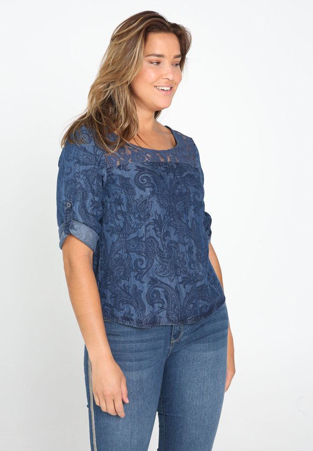 Blouse - denim
