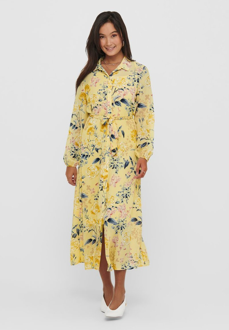 ONLY - ONLLEXY  - Robe chemise - pineapple slice