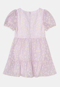 Chi Chi Girls - SABRINA DRESS - Koktejlové šaty/ šaty na párty - purple - 1