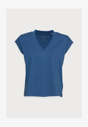 T-shirt basic - lake blue