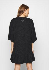 Replay - DRESSES - Day dress - black - 2