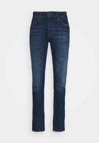 SCANTON SLIM - Slim fit jeans - queens dark blue