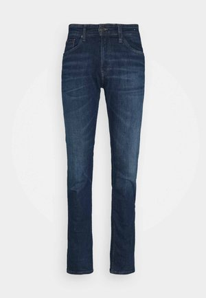 SCANTON SLIM - Slim fit jeans - queens dark blue