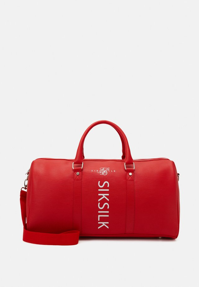 ELITE HOLDALL - Weekend bag - red