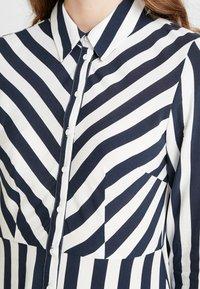 YAS - YASSAVANNA LONG DRESS - Maxi dress - carbon/star white - 6