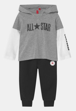 ALLSTAR HOODIE SET UNISEX - Chándal - grey heather