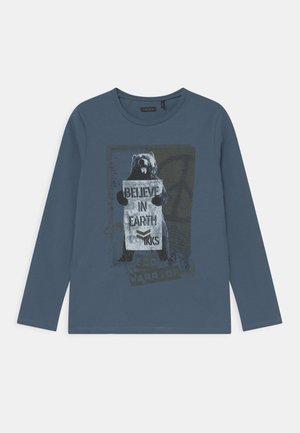 TEE - Pitkähihainen paita - blue