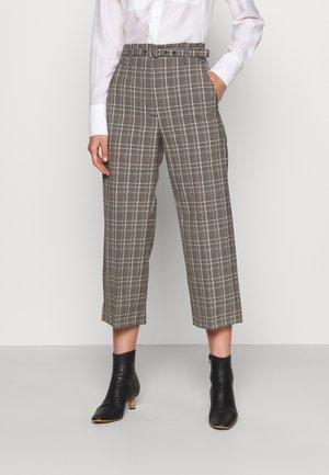 LUISA - Kalhoty - grigio