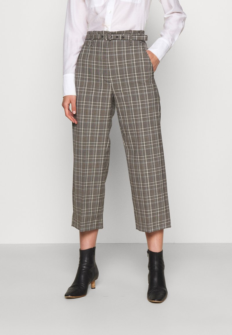 Marella - LUISA - Trousers - grigio