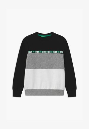 BASIC BOY - Sweater - black/white/grey