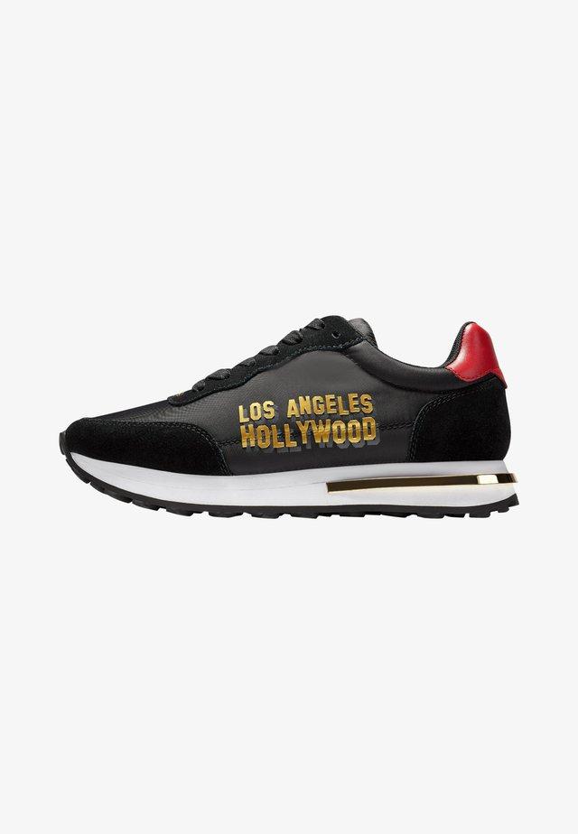 SLIVER RUNNER-LA - Sneakers laag - black