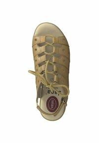 Jana - JANA - Walking sandals - nut - 3