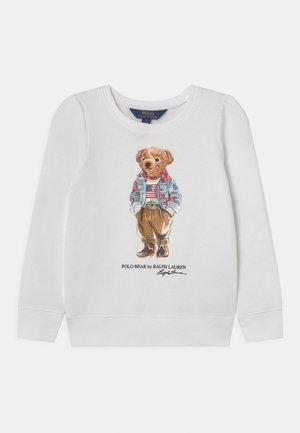 BEAR  - Sweatshirt - white