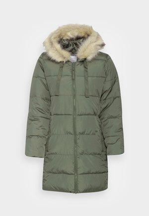 LONG PUFFER - Winter jacket - greenway