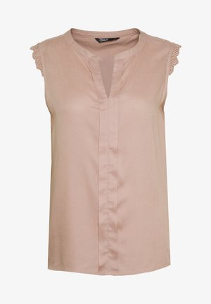 Blouse - adobe rose
