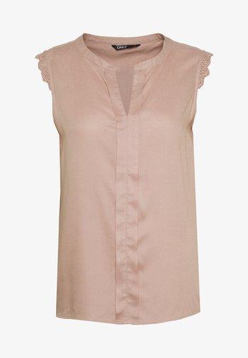 ONLKIMMI - Bluse - adobe rose