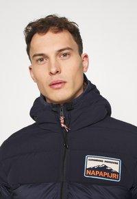 Napapijri - ATER - Winter jacket - blu marine - 3