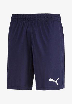 ACTIVE - kurze Sporthose - peacoat