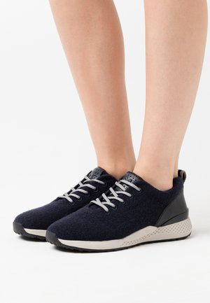 LACE UP - Zapatillas - navy