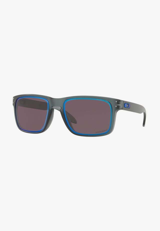 HOLBROOK - Sunglasses - matte crystal black/prizm grey sapphire