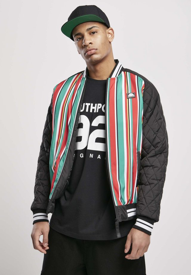 Bomber Jacket - multicolor