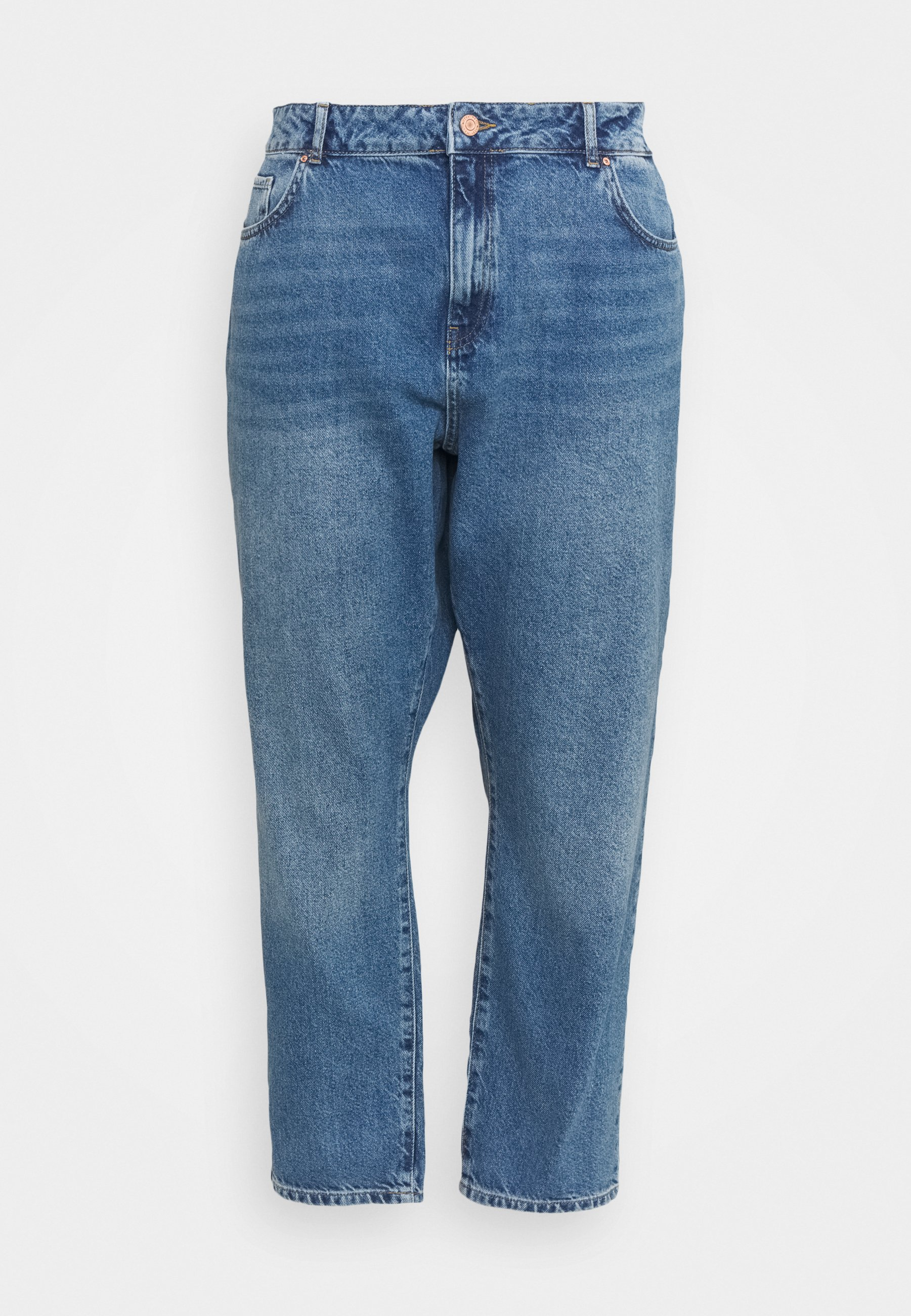 Women NMISABEL MOM - Relaxed fit jeans