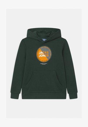 JCOLAMBO HOOD - Hoodie - darkest spruce